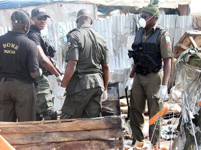 ЧП в Нигере: жертвами атаки неизвестных стали 20 военных