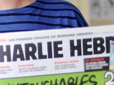 На Charlie Hebdo подадут в суд за карикатуру о трагедии в итальянском отеле