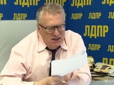 Жириновский: умер главный враг России