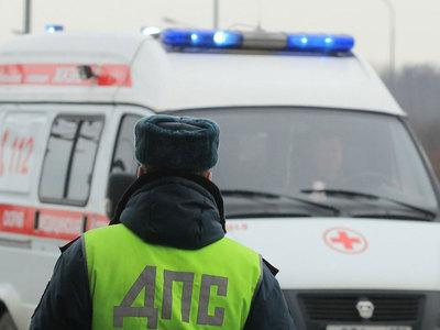 Автобус съехал с трассы: пострадали четыре пассажира