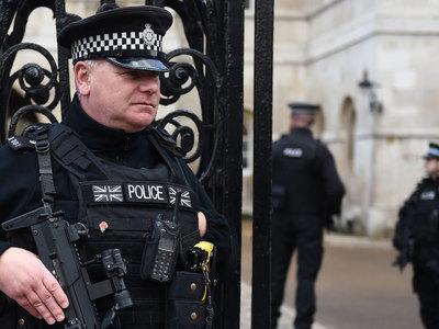 Рейд против террористов в Лондоне: задержаны четыре человека