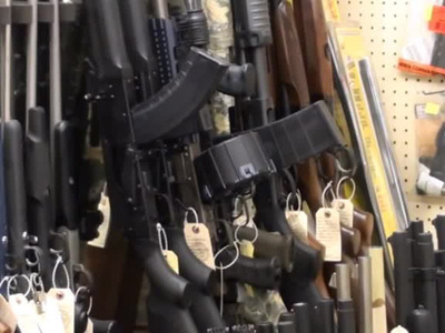 Чехи скупают огнестрел ради защиты от террористов