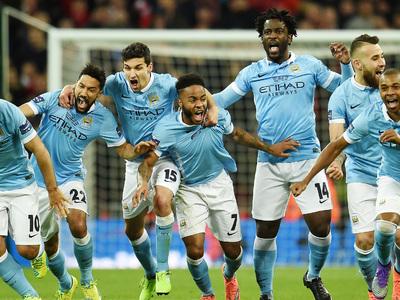 """""""Манчестер Сити"""" продлил победную серию в чемпионате Англии до 16 матчей"""