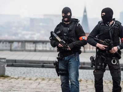 После неудавшегося теракта в Антверпене повысили меры безопасности