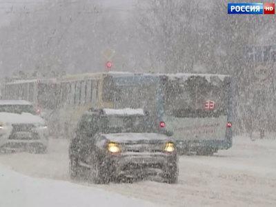 Москву ждет снежный апокалипсис