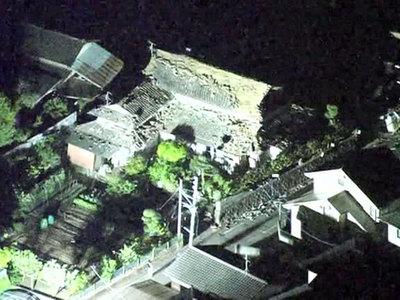 Землетрясение в Японии: число жертв растет, возможны новые толчки