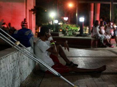 Землетрясение убило 233 эквадорца