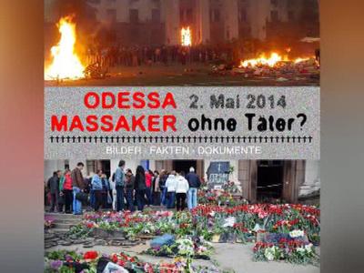 В Чехии и Германии прошли митинги в память об одесской трагедии