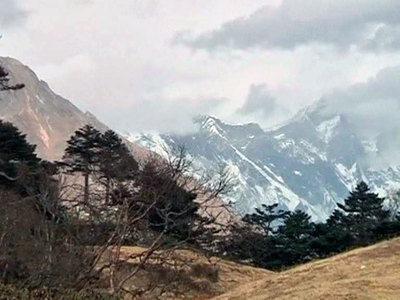 Покорители Эвереста погибли от кислородного голодания