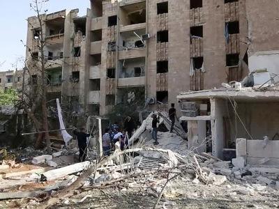 Взрыв в сирийском Алеппо: один человек погиб, 12 ранены