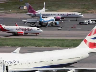 Рейсы отменены: пилоты AirBerlin устроили забастовку при помощи больничных