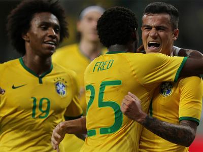 Бразильские футболисты могут сыграть в России сильнейшим составом