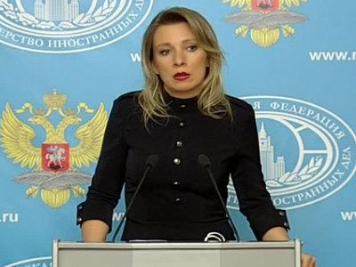 Мария Захарова: игнорировать предоставляемую Москвой объективную информацию по Боингу — неприемлемо