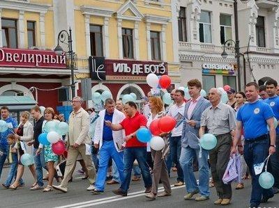 Владивосток готовится к театрализованному шествию в честь 156-летия города