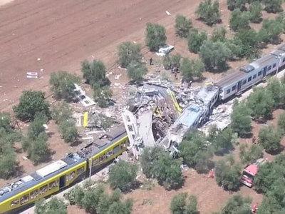 Число жертв катастрофы в Апулии продолжает расти