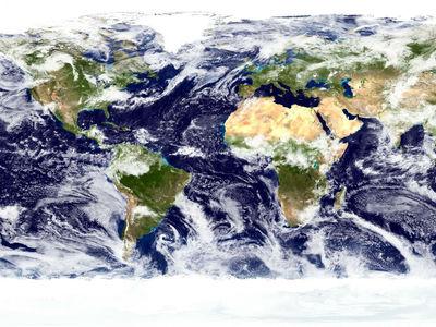 Потепление климата провоцирует радикальное изменение облачного покрова Земли и дальнейший нагрев