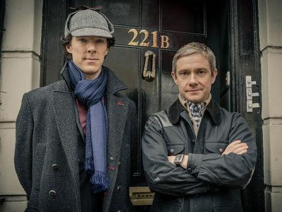 """Сериал """"Шерлок"""" могут закрыть из-за того, что у Камбербэтча нет времени в нем сниматься"""