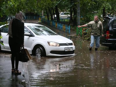 Синоптики предрекают Москве 30 июня ветхозаветный потоп