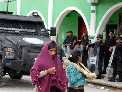 Жертвами перестрелок бандитов и военных в Мексике стали 11 человек
