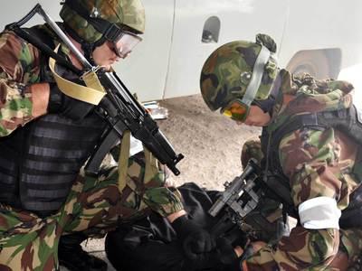 Нападение на Росгвардию в Чечне: среди военнослужащих есть потери
