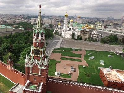 В Кремле поймали вора