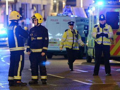 На концерте Арианы Гранде в Манчестере прогремели два взрыва