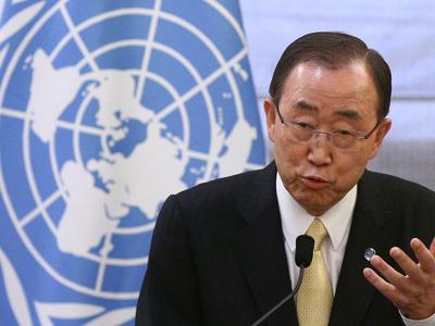 Бывший генсек ООН может получить высокий пост в МОК