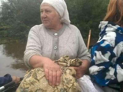 Собаки спасли от наводнения жителей Иркутской области