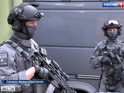 Взрыв свертка в лондонском метро: задержан предполагаемый террорист