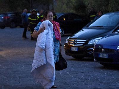 Россия предложила Италии помощь в ликвидации землетрясения