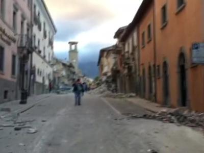 После землетрясения в Италии почти 100 человек пропали без вести