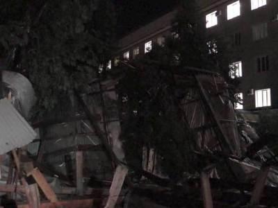 Ночью в Чечню пришел ужас