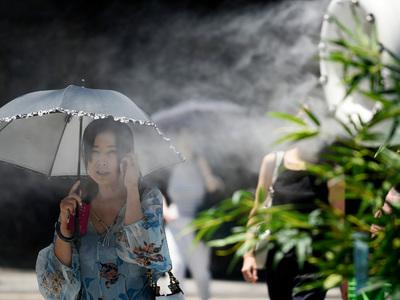 Аномальная жара в Японии: за неделю около 3 тысяч человек попали в больницы