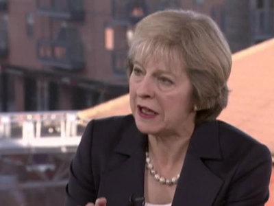 Мэй: лондонский террорист находился под наблюдением MI5