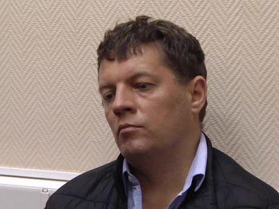 Консул Украины встретился с полковником, которого обвиняют в шпионаже