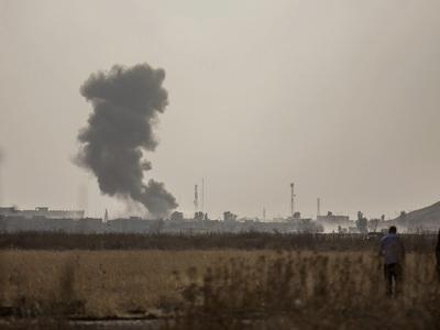 """Более 100 главарей """"Исламского государства"""" бежали из Мосула в Сирию"""