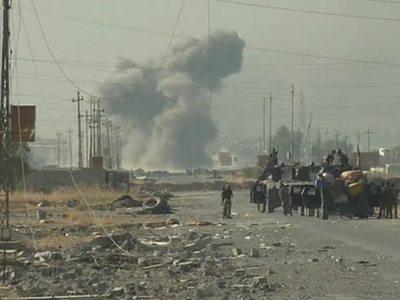 Авиаудары США по ИГИЛ унесли жизни более 60 мирных граждан