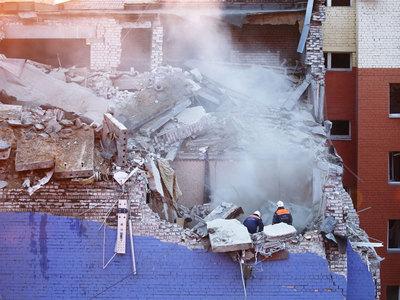 Следователи установили личности всех погибших при взрыве в Рязани
