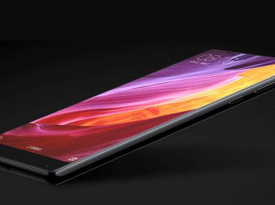 Xiaomi представила безрамочный смартфон и клон Galaxy Note 7