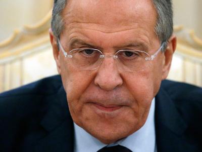 """Лавров назвал решение США по визам """"инерцией администрации Обамы"""""""