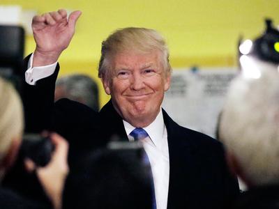 Флорида отдает свои голоса Трампу