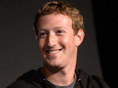 """Журнал Fortune назвал главу Facebook """"бизнесменом года"""""""