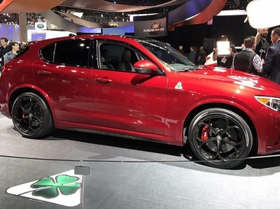 Alfa Romeo Stelvio: первые впечатления