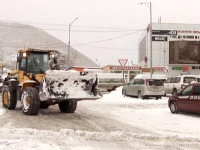 Непогода сильно осложнила жизнь жителям Камчатки