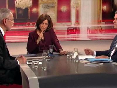 Выборы в Австрии: кандидаты в президенты провели последние теледебаты