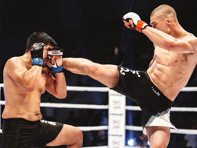 Сильнейших бойцов ММА принимает турнир в столице Урала