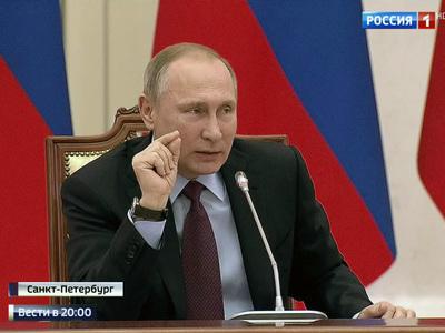 Культурный иппон: Путин узнает, кому мешает сказка Пушкина