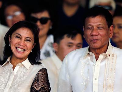 Вице-президент Филиппин перешла в оппозицию