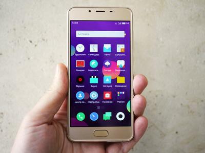 Обзор смартфона Meizu U10: стекло возвращается