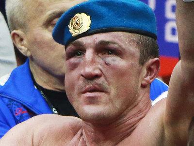 Боксер Лебедев попал в стационар с сильнейшими травмами